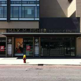 Photo of Max M. Fisher Music Center