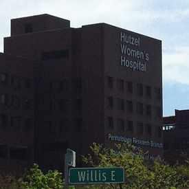 Photo of Hutzel Women's Hospital