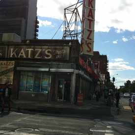 Photo of Katz's Delicatessen
