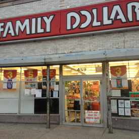Photo of Family Dollar Store