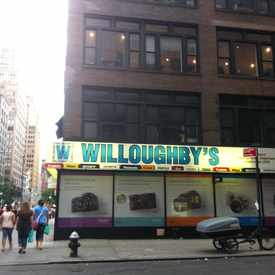 Photo of Willoughby's