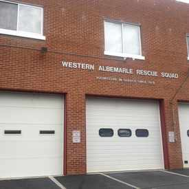 Photo of Western Albemarle Rescue Squad