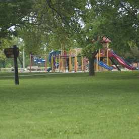 Photo of Hillside Carver Playground in Menomonee River Hills East