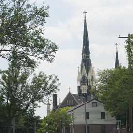 Photo of Lutheran Church in Hillside