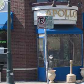 Photo of Apollo's Cafe in Lower East Side