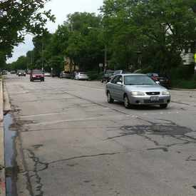 Photo of Downer Avenue Milwaukee in Downer Woods