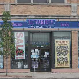 Photo of L. C. Variety Superstore in Historic Mitchell Street