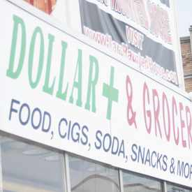 Photo of Dollar Bazaar Store and Grocery in Historic Mitchell Street