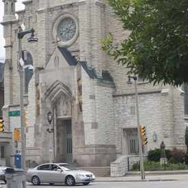 Photo of St Anthony Catholic Church in Historic Mitchell Street