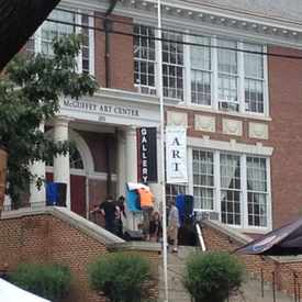 Photo of McGuffey Art Center