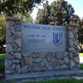 Photo of Western High School
