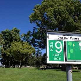 Photo of Twila Reid Park Disc Golf Course