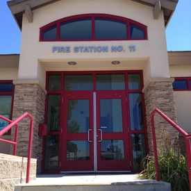 Photo of Fire Station No. 11
