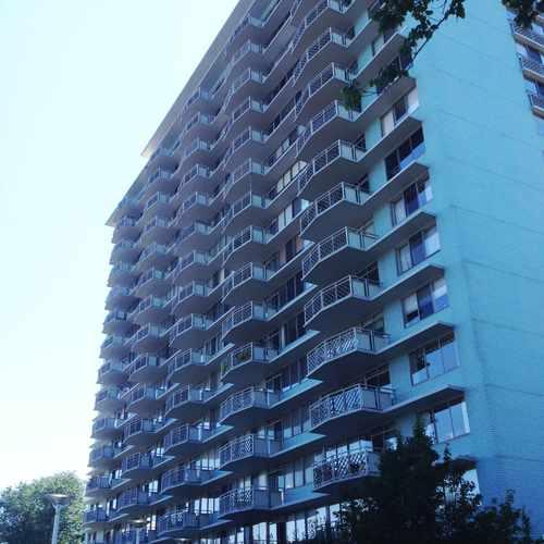 photo of Delaware Tower Condominium at 1088 Delaware Avenue Buffalo NY 14222