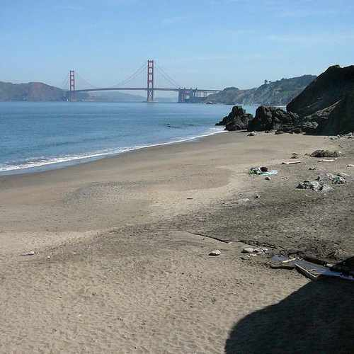 photo of China Beach at 490 Sea Cliff Ave San Francisco CA 94121