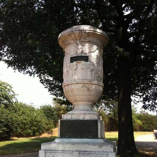photo of Cuban American Friendship Urn at 971 Ohio Dr SW Washington DC 20242