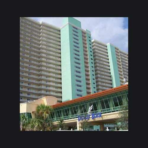 photo of Emerald Beach Resort Condo Sales at 14701 Front Beach Road Panama City Beach FL 32413