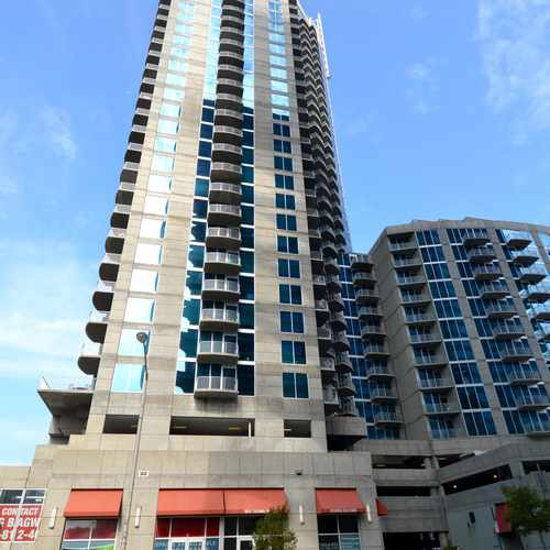 Centennial East Apartments: 400 W Peachtree St NW Suite 3114, Atlanta GA