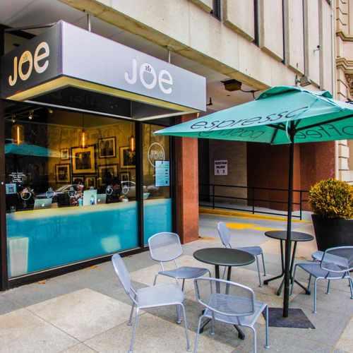 photo of Joe Coffee Company at 1845 Walnut Street Philadelphia PA 19103