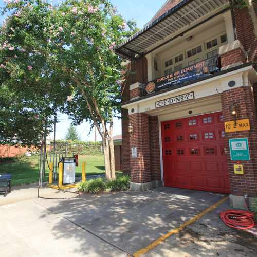 photo of Fire Station 7 at 3210 North Davidson Street Charlotte NC 28205