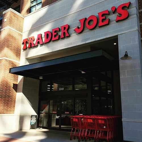 photo of Trader Joe's at 4525 Cole Avenue Dallas TX 75205