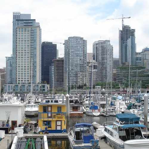 photo of Coal Harbour Marina Ltd at 560 Cardero Street Vancouver BC Canada