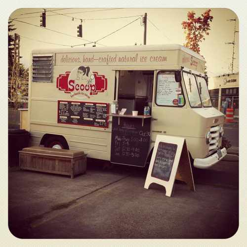 photo of Scoop Handmade Ice Cream at 2730 North Killingsworth Street Portland OR 97217