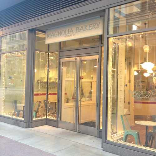 photo of Magnolia Bakery at 108 North State Street Chicago IL 60602