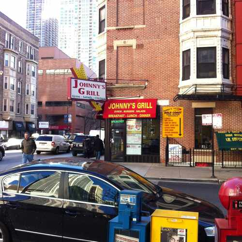 photo of Johnny's Grill at 838 North State Street Chicago IL 60610
