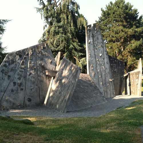 photo of Rock Climbing Practice Facility at 3900 Montlake Boulevard Northeast Seattle WA 98105