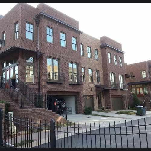 Roswell Ga Apartments: Canton Street, Roswell GA