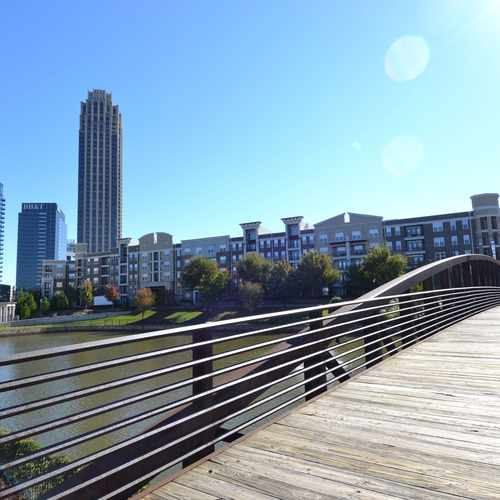 photo of Atlantic Station - Lake Hylia at 391 17th Street Northwest Atlanta GA 30363