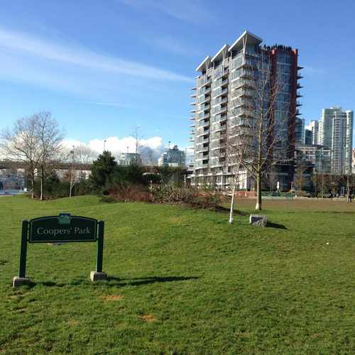 photo of Coopers' Park at 980 Cooperage Way Vancouver BC Canada