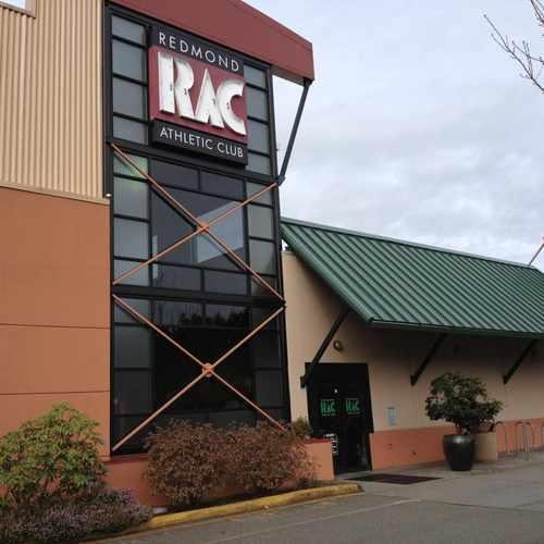 photo of Redmond Athletic Club at 8709 161st Avenue Northeast Redmond WA 98052