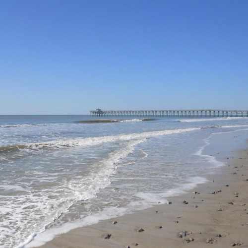 1409 east beach drive oak island nc walk score for Ocean crest fishing pier