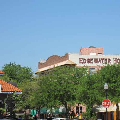 photo of The Edgewater Hotel at 99 West Plant Street Winter Garden FL 34787