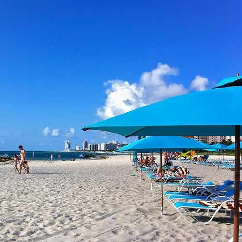 photo of South Beach at 5th Street Miami Beach FL 33139