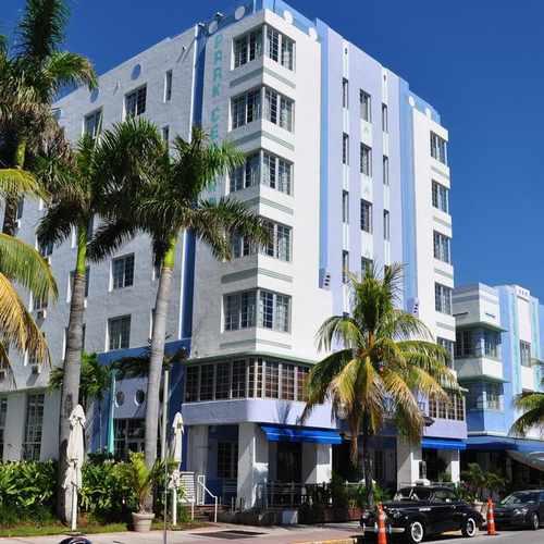 photo of Art Deco District at Ocean Drive Miami Beach FL 33139
