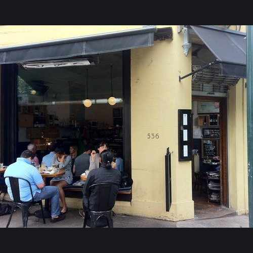 photo of Gnome Cafe at 536 Crown Street Surry Hills NSW Australia