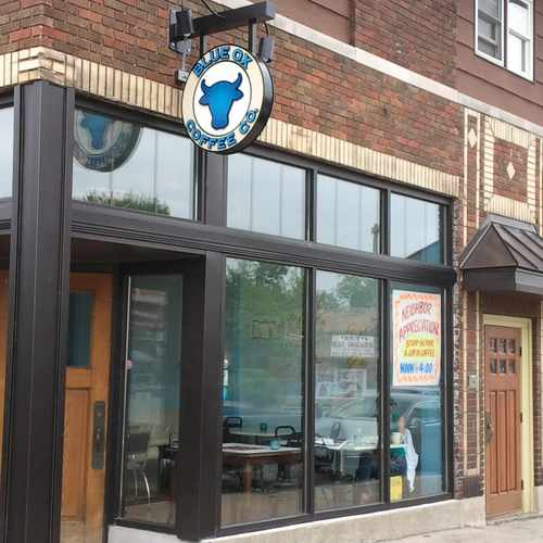 photo of BLUE OX COFFEE COMPANY at 3740 Chicago Avenue Minneapolis MN 55407