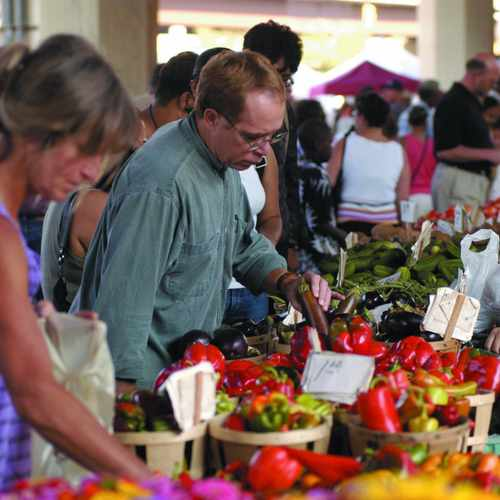 photo of Baltimore Farmers Market & Bazaar at E Saratoga St Baltimore MD US