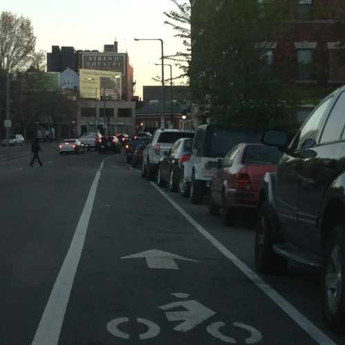photo of Bike Lane at 620 Columbia Road Boston MA 02125