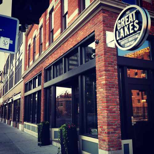 photo of Great Lakes Coffee Roasting Company at 3965 Woodward Avenue Detroit MI 48201