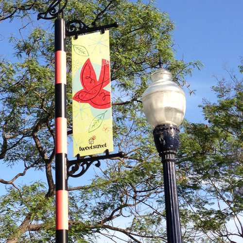 photo of Tweet Street Park at 889 Date Street San Diego CA 92101
