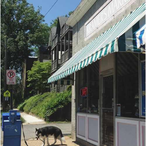photo of Kramer's Market at 3203 Kensington Avenue Richmond VA 23221