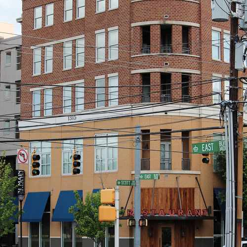 photo of Mixed Use Development along East Boulevard at 1315 East Boulevard Charlotte NC 28203