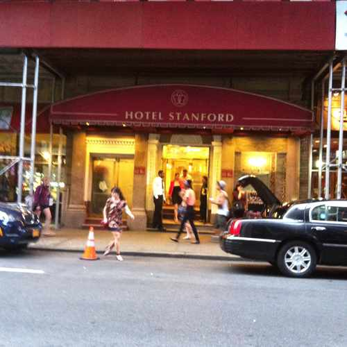 Photo Of Hotel Stanford At 31 West 31st Street New York Ny 10001