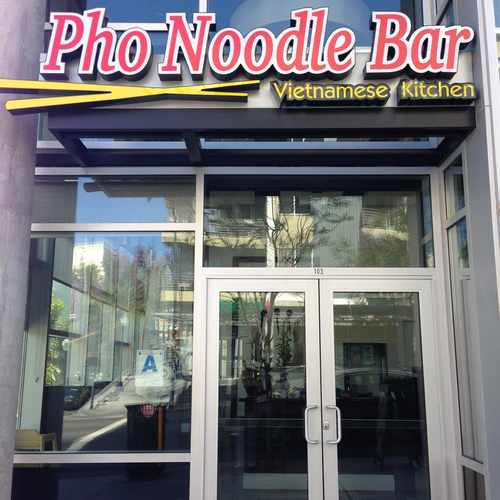 photo of Pho Noodle Bar at 1643 6th Avenue San Diego CA 92101