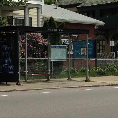photo of Bus Stop at 620 Columbia Road Boston MA 02125