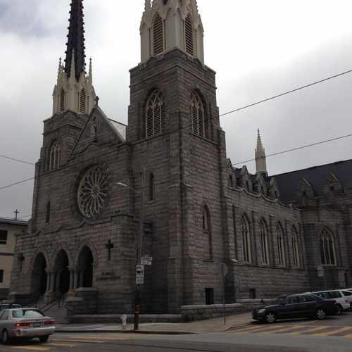photo of Saint Paul's Catholic Church at 221 Valley Street San Francisco CA 94131